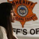 Jodi Arias At the Maricopa Sheriff's Office - 454 x 255