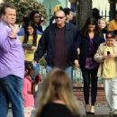 Rico Rodriguez has been busy filming for his show Modern Family all week Disneyland in Anaheim