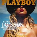 Karen Kounrouzan - Playboy Magazine Cover [Slovakia] (October 2013)