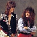 Warren Demartini & Jake E.Lee