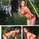 Nora Salinas - Hombre Magazine Pictorial [Mexico] (February 2013) - 454 x 605