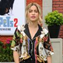 Sofia Reyes- Premiere Of Universal Pictures' 'The Secret Life Of Pets 2' - Arrivals - 454 x 663