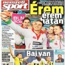Nemzeti Sport - Nemzeti Sport Magazine Cover [Hungary] (22 August 2014)
