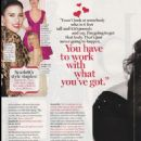 Scarlett Johansson - Glamour Magazine October 2009