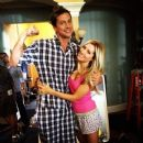 Simon Rex and Ashley Tisdale