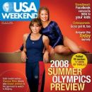 Shawn Johnson - USA Weekend Magazine [United States] (27 July 2008)