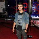 Joe Jonas attended the 2011 Maxim Hot 100 Party tonight, May 11 in Hollywood, CA