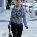 Kelly Brook - Out and about in LA - 03/03/11