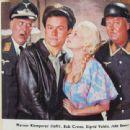 Werner Klemperer - TV Magazine Pictorial [United States] (21 August 1966)