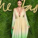 Natasha Poly–2017 Fashion Awards in London - 454 x 692