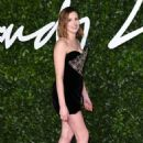 Laura Carmichael – British Fashion Awards 2019 in London - 454 x 673