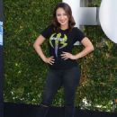 Francia Raisa – WWE 20th Anniversary Celebration in Los Angeles - 454 x 605