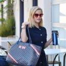 Reese Witherspoon – Arrives at her office in LA