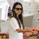 Jordana Brewster Shopping in Los Angeles 10/16/ 2016