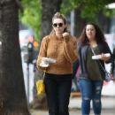 Elizabeth Olsen – Out and about in LA November 2, 2017