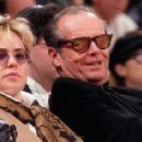 Jack Nicholson and Sharon Stone
