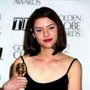 Claire Danes At The 52nd Annual Golden Globe Awards (1995)