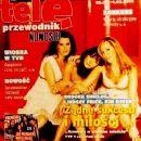 Brooke Shields, Lindsay Price, Kim Raver - Tele Przewodnik Magazine Cover [Poland] (26 February 2010)