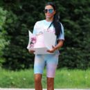 Katie Price – Celebrates Her Birthday in Essex - 454 x 636