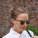 Natalie Portman Leaves Her Hotel in New York (August 16, 2016)