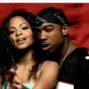 Christina Milian and Ja Rule