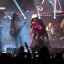 Aerosmith live at MGM Grand Garden Arena on August 1, 2015