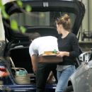 Emma Watson Packing To Move In London