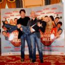 """Michelle Hunziker - Photocall Of """"Christmas In Beverly Hills"""" In Rome - December 17, 2009"""