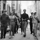Promenade dans le rues de Saint-Tropez - 454 x 349