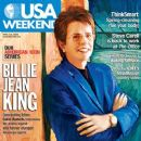 Billie King - USA Weekend Magazine [United States] (6 April 2008)