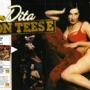 Dita Von Teese - Loaded Gold Magazine - May 2008