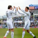 Getafe v. Real Madrid  January 18, 2015