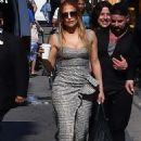 Jennifer Lopez – Jimmy Kimmel Live! In Los Angeles