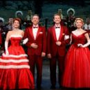 WHITE CHRISTMAS  2003 Original New York Cast - 454 x 301
