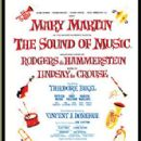 "Theatre Poster For ""The Sound Of Music"" 1959"