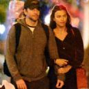 Irina Shayk pictured kissing 'gentleman' Bradley Cooper as she hopes for 'honest man' after split from Cristiano Ronaldo