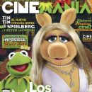 Cinemanía Magazine Cover [Mexico] (December 2011)