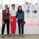 Melisa Sözen :  Official Competition Jury Photocall during the 1st Cannes International Series Festival - 454 x 303