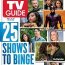 Vikings - TV Guide Magazine Cover [United States] (22 June 2015)