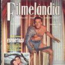 Kirk Douglas - Filmelandia Magazine Cover [Brazil] (February 1961)