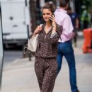 Katie Holmes shopping on Madison Ave in NYC - 454 x 680