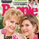 Debbie Reynolds and Carrie Fisher - People Magazine Cover [United States] (16 January 2017) - 450 x 600