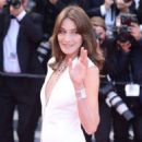 Carla Bruni – 'Sink or Swim' Premiere at 2018 Cannes Film Festival - 454 x 681