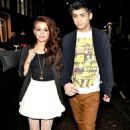 Cher Lloyd and Zayn Malik - 454 x 549
