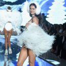 Monika Jagaciak 2015 Victorias Secret Fashion Show Runway In Nyc
