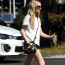 Amanda Seyfried – Shopping at West Elm Furniture in Los Angeles