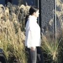 Selena Gomez – Attends Sunday church services in Irvine