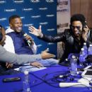 Jamie Foxx attend SiriusXM at Super Bowl XLIX Radio Row at the Phoenix Convention Center on January 30, 2015 in Phoenix, Arizona - 454 x 354