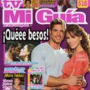Jacqueline Bracamontes, William Levy, Sortilegio - TV Mi Guia Magazine Cover [Mexico] (3 June 2009)