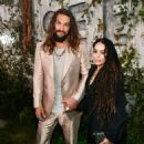 Lisa Bonet and Jason Momoa – 'See' TV Show Premiere in Los Angeles - 454 x 675